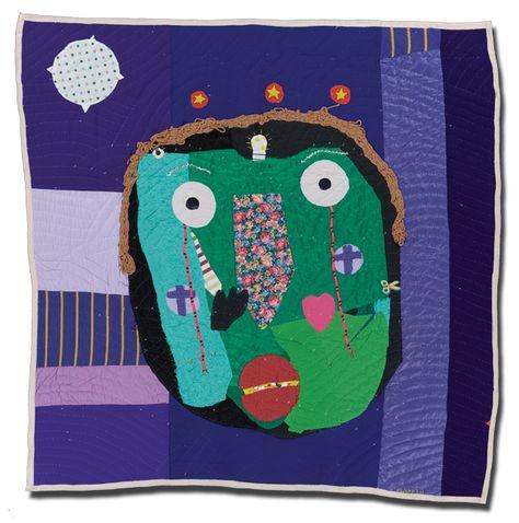 Yvonne Wells - Me Masked 2