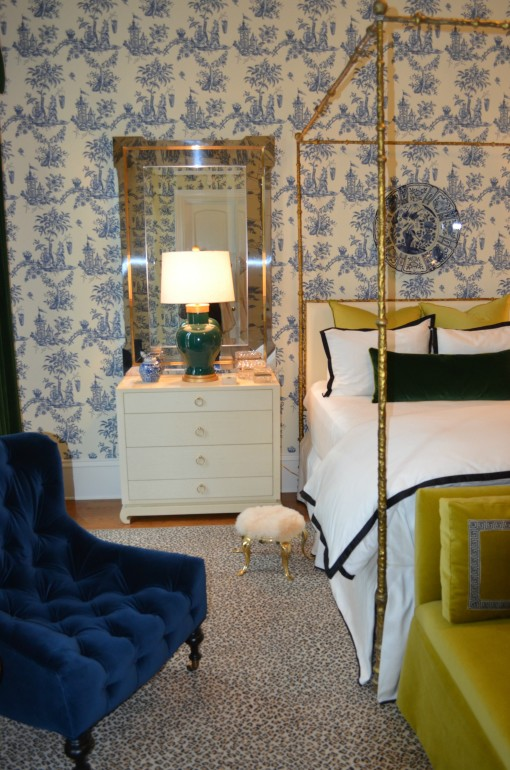 ASO Showhouse design lessons bedroom