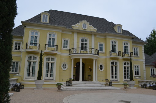 Chateau Soleil - ASO Show house 2015