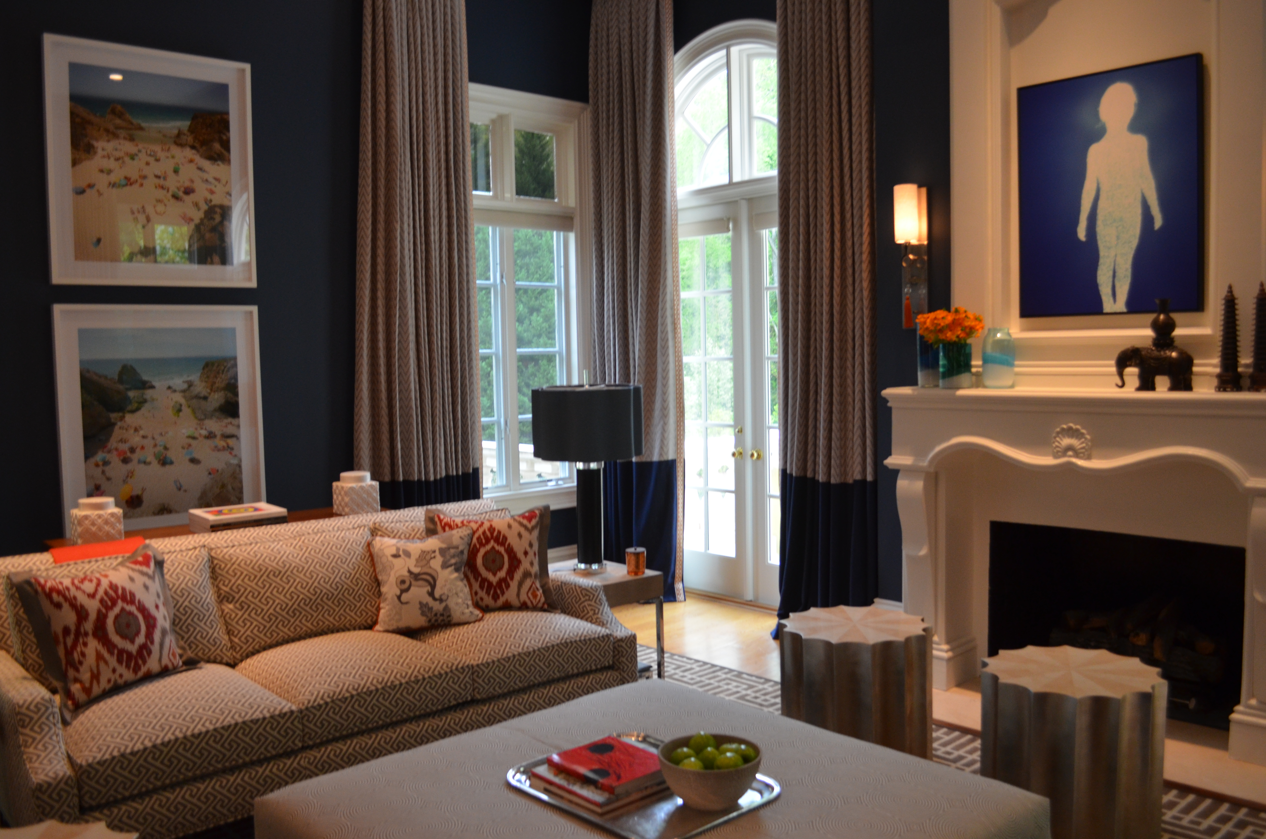 Great Room Colors aso show house archives - splendid habitat - interior design and