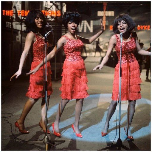 Supremes-1965 Where did our love go