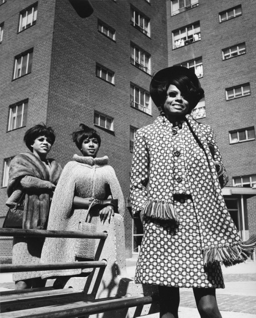 Supremes at Brewster Projects 1967