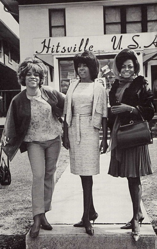 Supremes at Hitsville USA