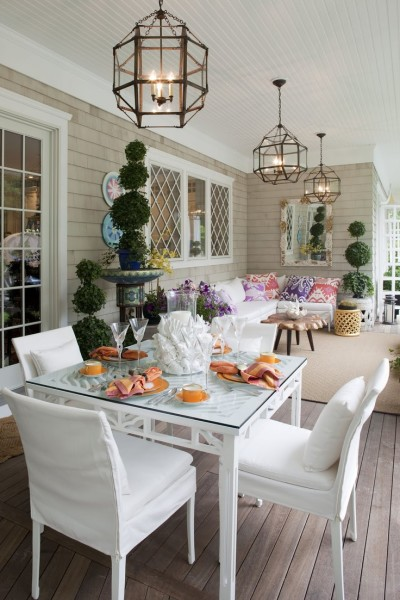 White Porch - Fab Outdoors