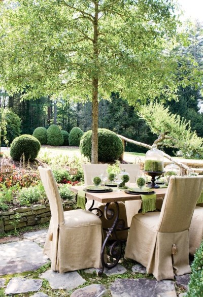 Ideas To Create A Fabulous Outdoor Living Space – Part 1: The Fabulous Outdoors