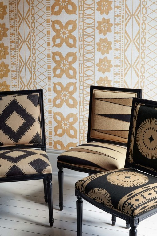5 Signature Style Elements Of Mary McDonald In Her New Fabric Collection