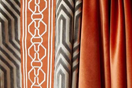 Mary McDonald fabrics - Vanderbilt velvets