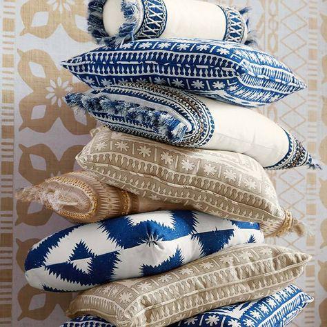 Mary McDonalds borabora Schumacher fabrics