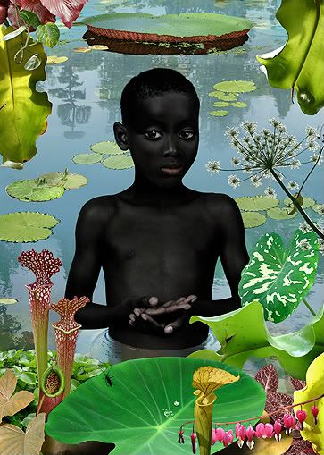 Ruud Van Empel Adam in Eden