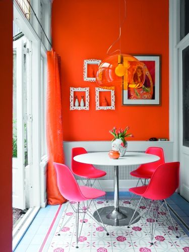 Tangerine - Spring color trends