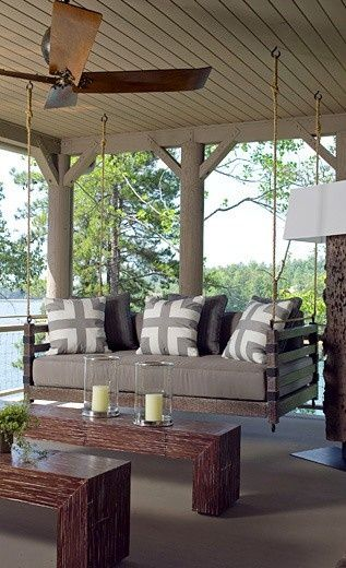 Patio Swing - Fab Outdoors