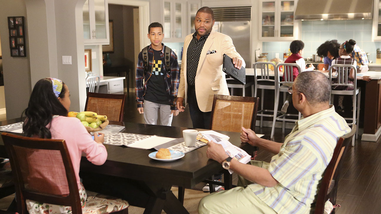 Decorating Ideas Blackish TV Show
