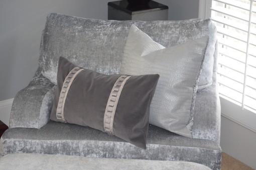 pillows master bedroom