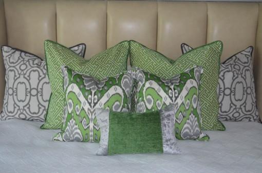Pillow set - bedroom refresh - Elle Gibson