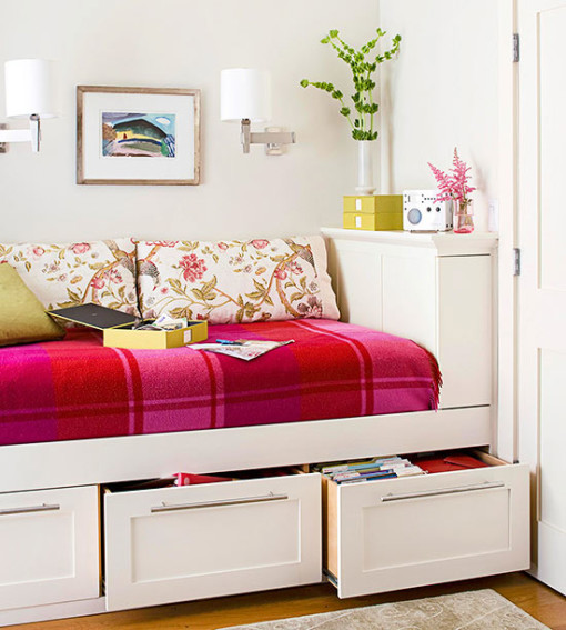 Small Space Bed Ideas: Maximize A Small Space