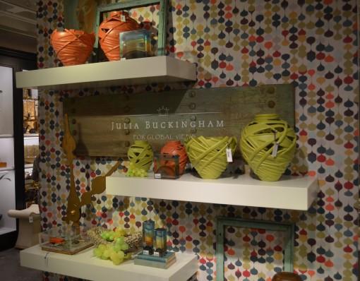 Design Spotlight: Julia Buckingham Collection For Global Views
