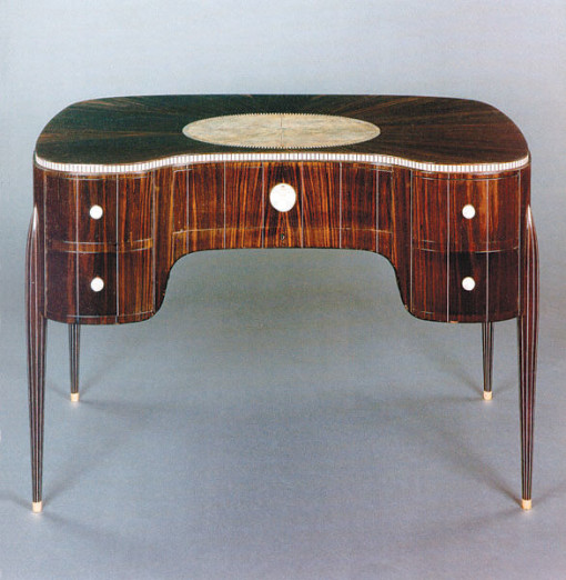 Mother Of Pearl Desk