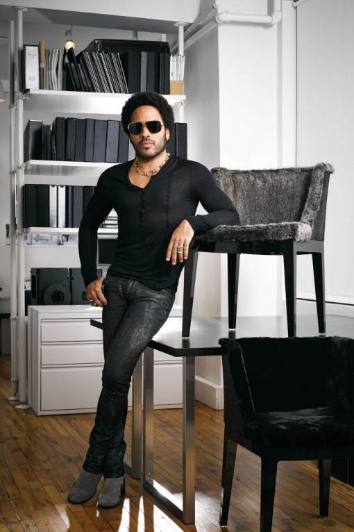 Affordable Rock Star Style To Take Home – A Look At The New Lenny Kravitz Collection For CB2