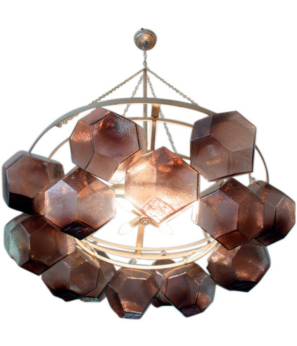 Ada Chandelier from Lisa Ellis for Hawthorne House