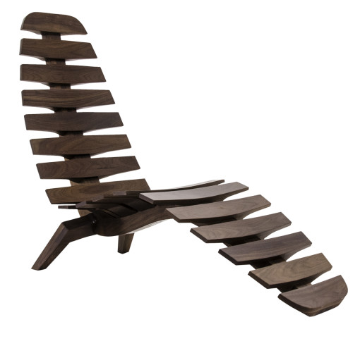 Hellman Chang lounge chair - ADAC BTW