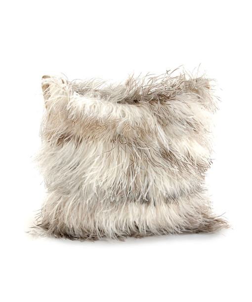 Ostrich Feather Pillow - Warm & Fuzzy