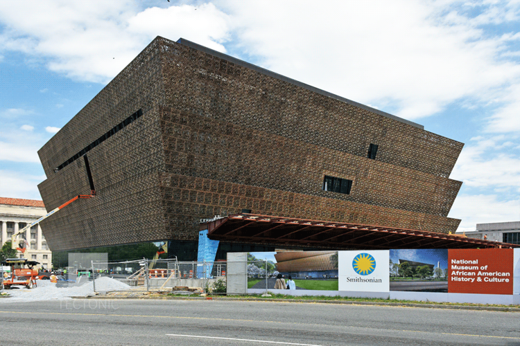 The Architects Of The National Museum Of African American History