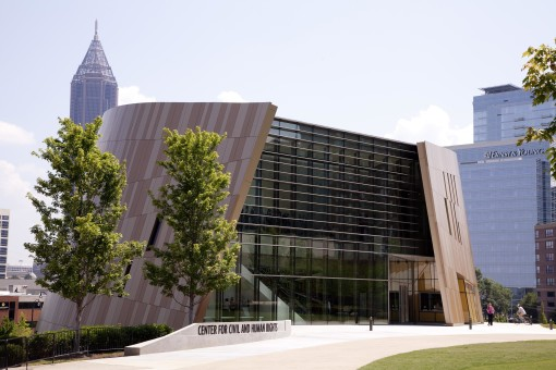 Civil Rights Museum Atlanta - Phil Freelon Architect