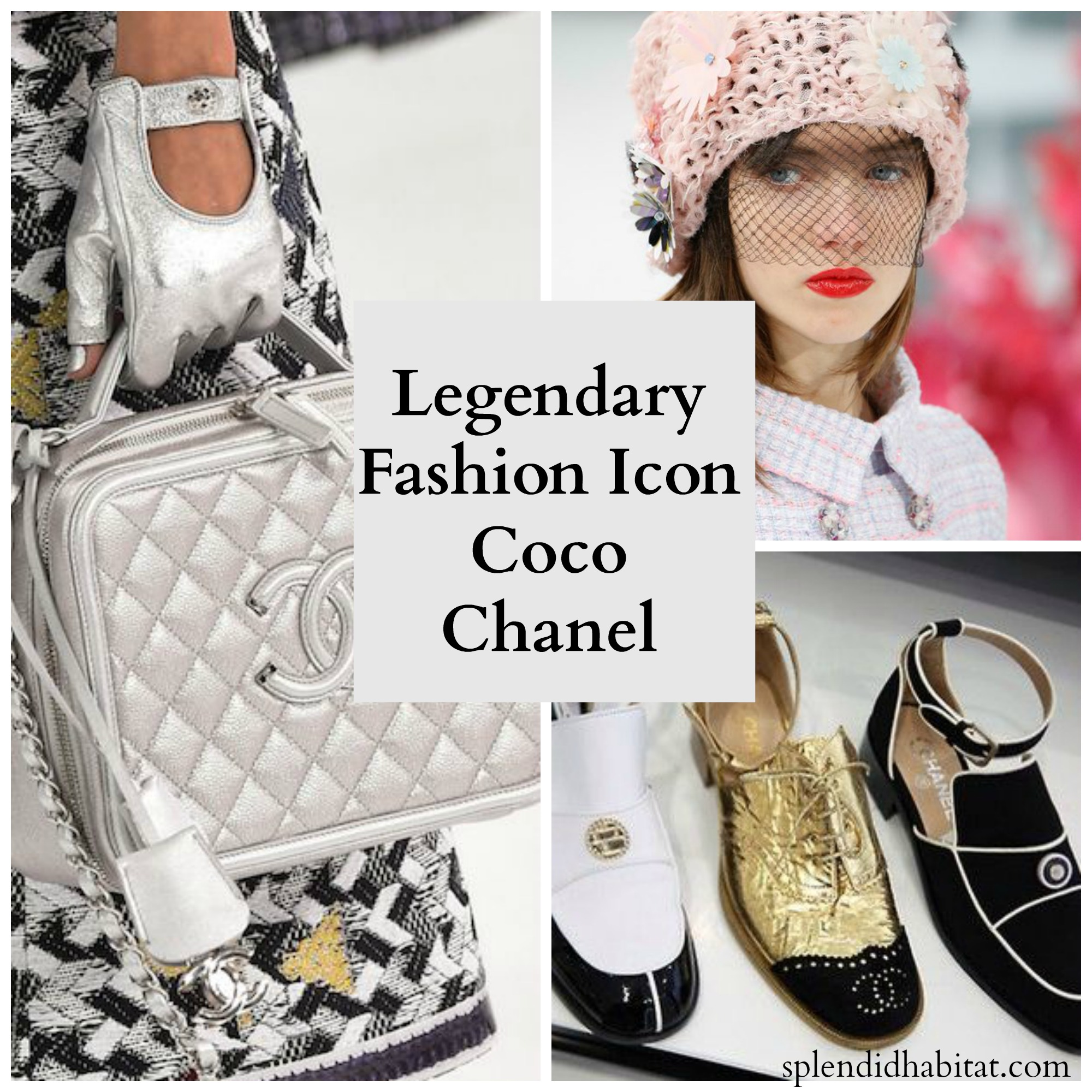 Icon style coco chanel forecasting to wear for on every day in 2019