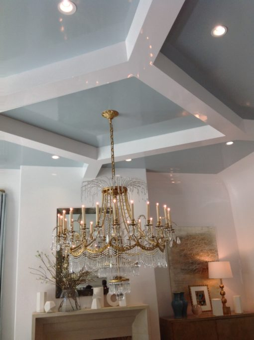 Coffered Ceiling - Suzanne Kassler
