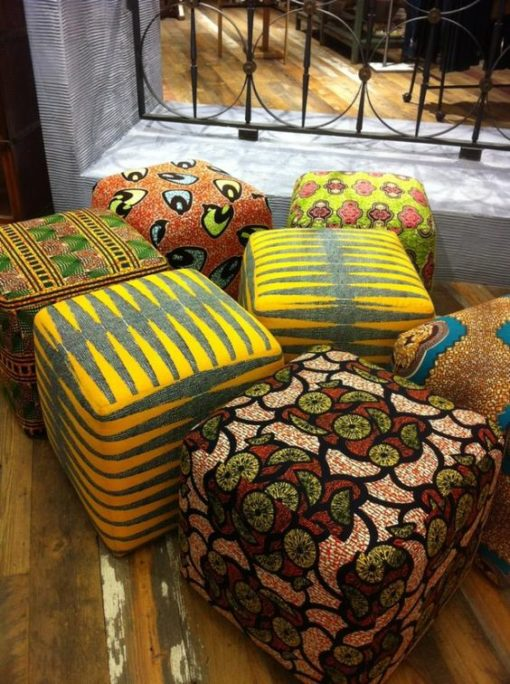 Decorating with afroklectic-ankara-african-print