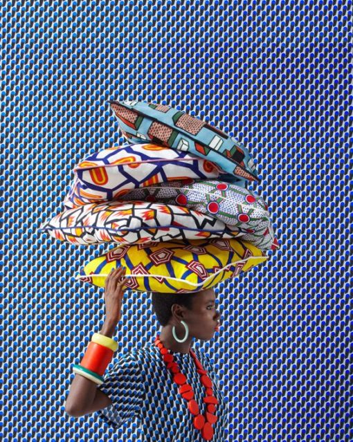 Making A Bold & Vibrant Design Statement With Ankara African Prints