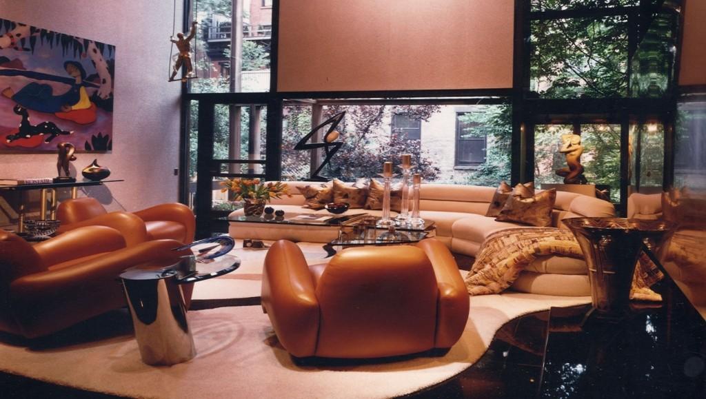 Cecil Hayes Livingroom